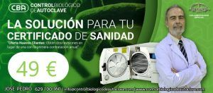 Certificamos Autoclaves